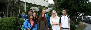 Campbell Students visit Weta Workshop
