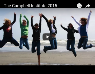 The Campbell Institute 2015